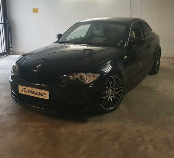 BMW 125i Coupe Chiptuning