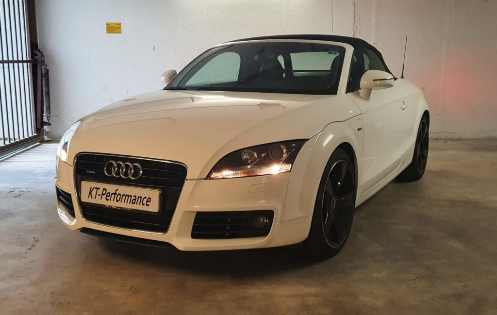 Audi TT Roadster 2.0 Chiptuning Reutlingen