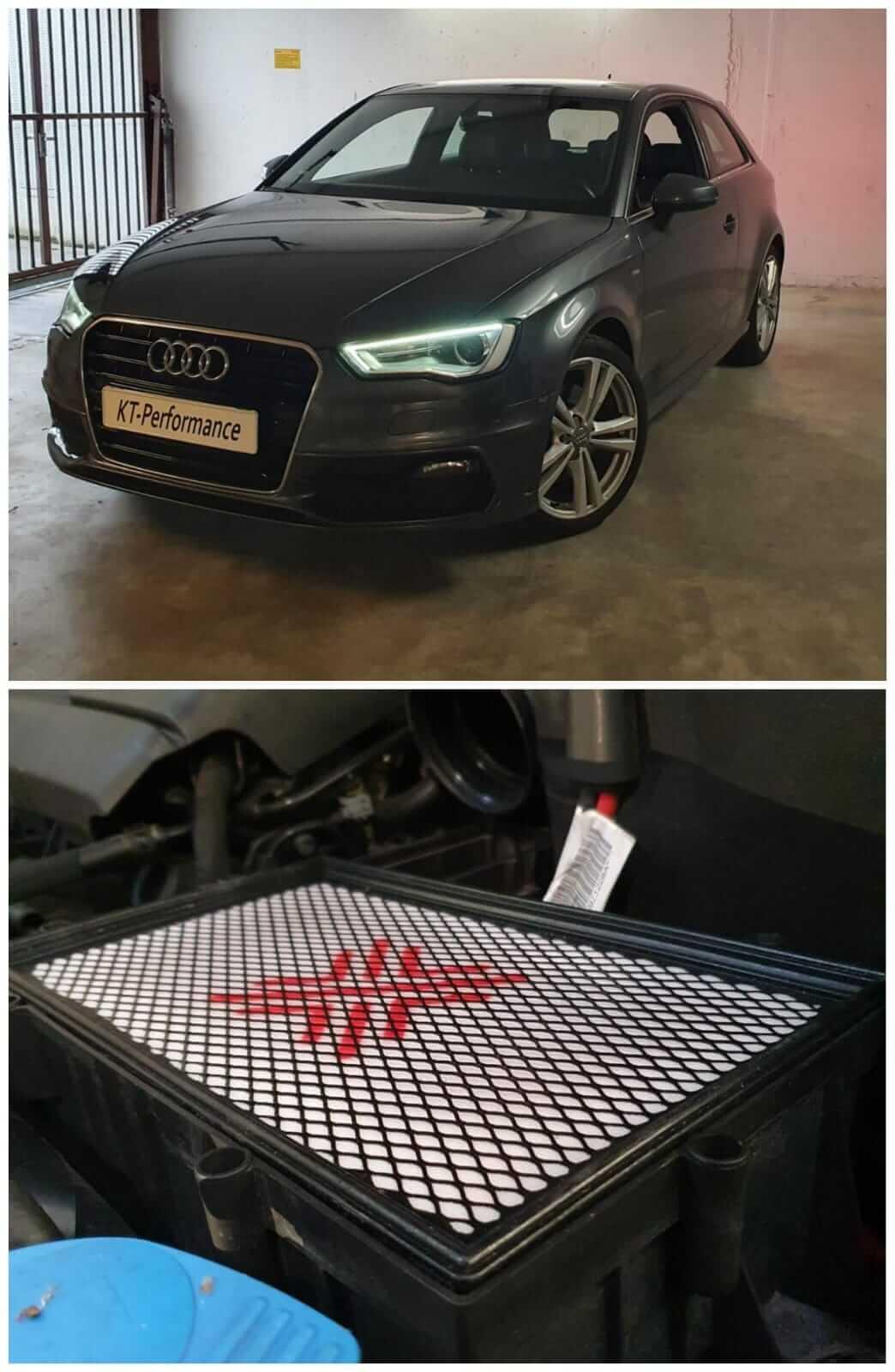 Audi A3 1.8T 8V Chiptuning & DSG