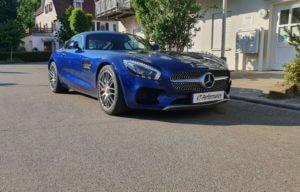 Mercedes GTS Chiptuning