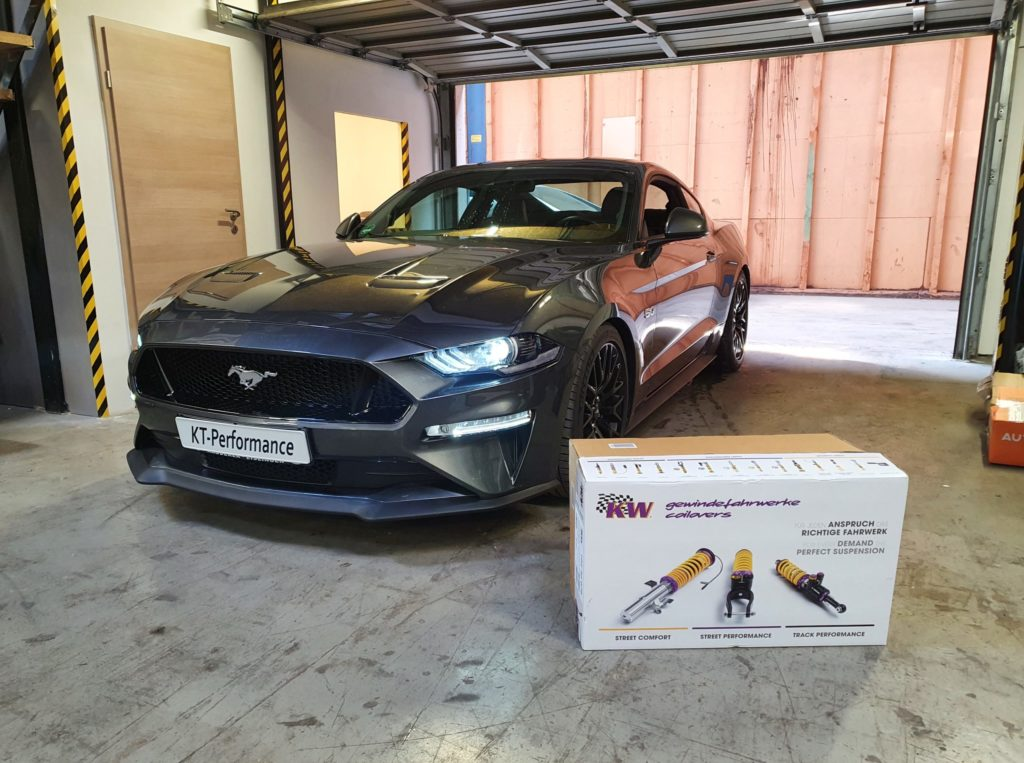 Ford Musatng GT 5.0