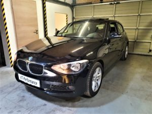 BMW 116i F20 Chiptuning