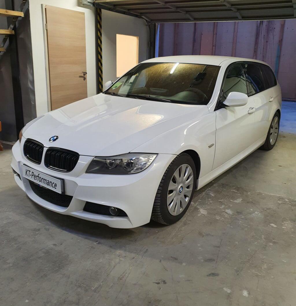 BMW 320i e91 Chiptuning